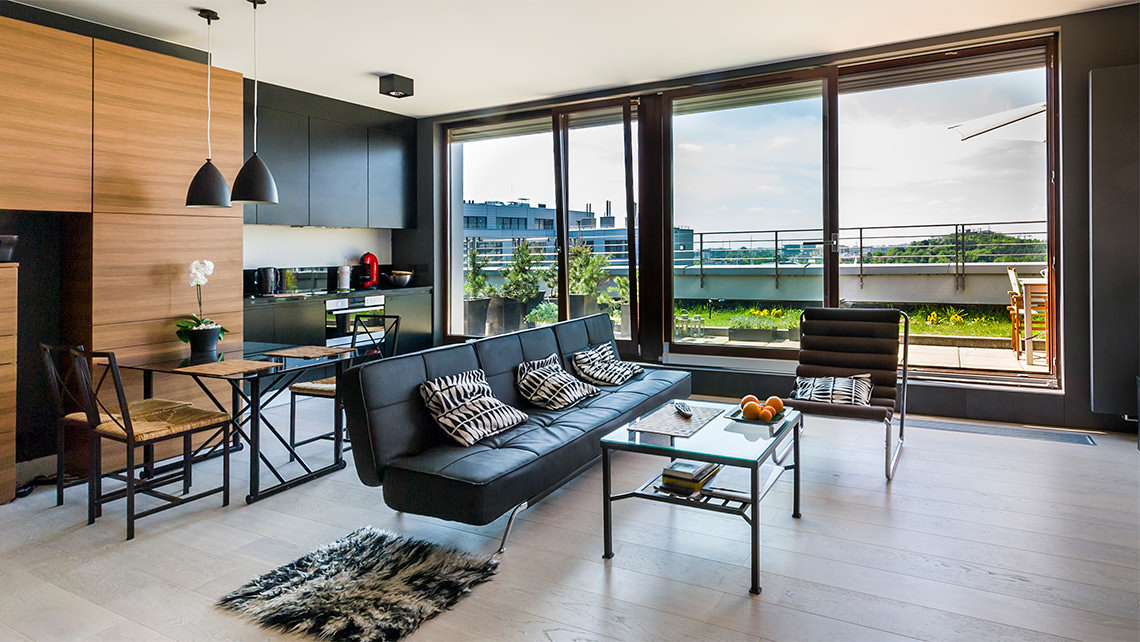 Standing Out with Moving Tacoma Interior Design Photography