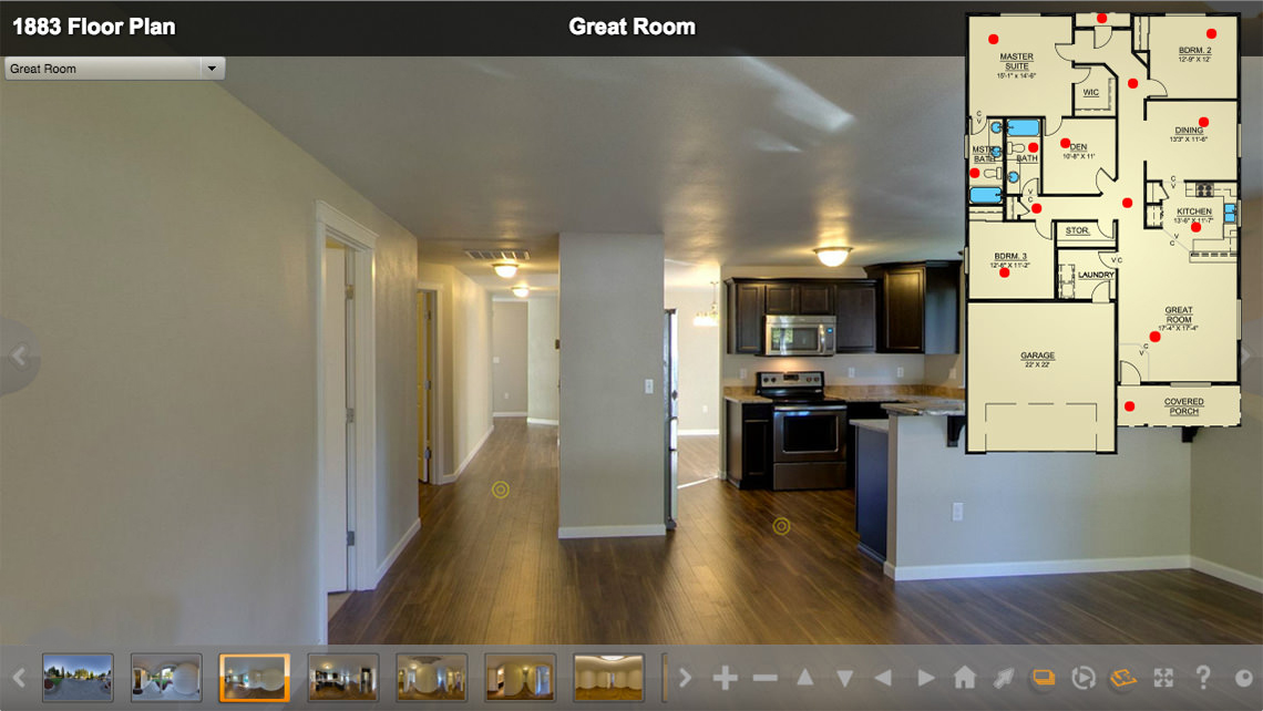 Avoid Home Hunting Fatigue, Offer Real Estate Virtual Tours